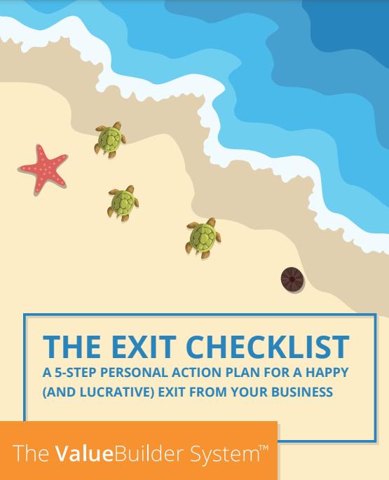 The Exit Checklist